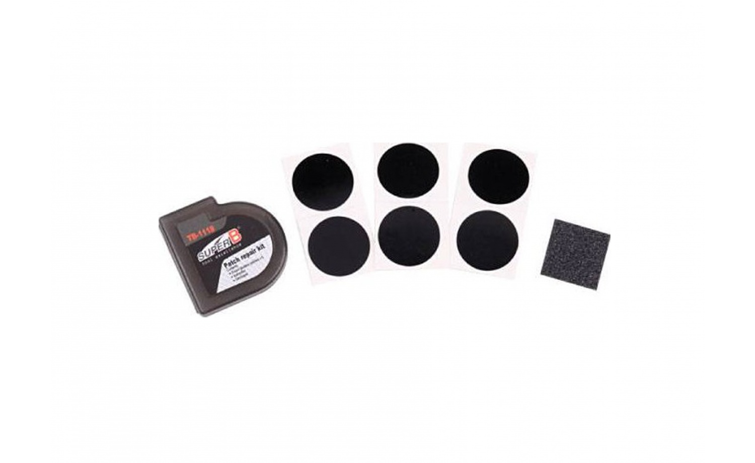 Tube repair kit SUPER B - TB-1118