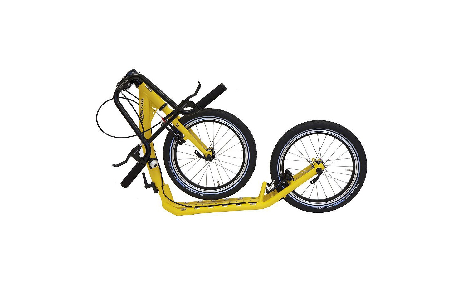 Folding Kick Scooter Kostka Rubik 4