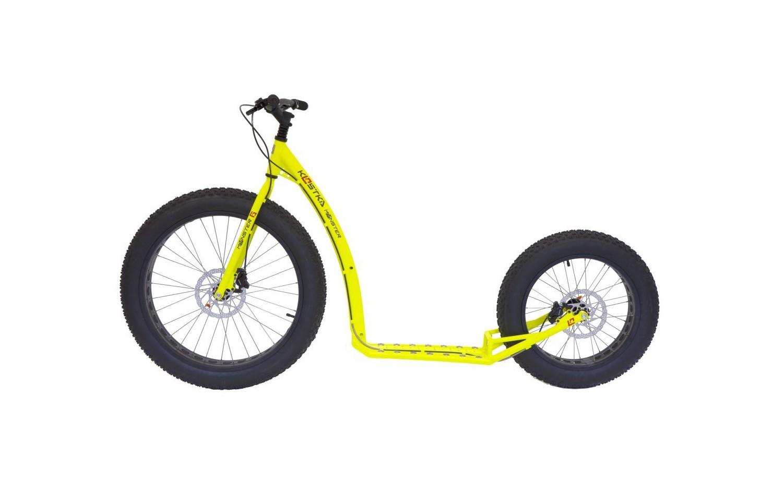 Footbike KOSTKA MONSTER