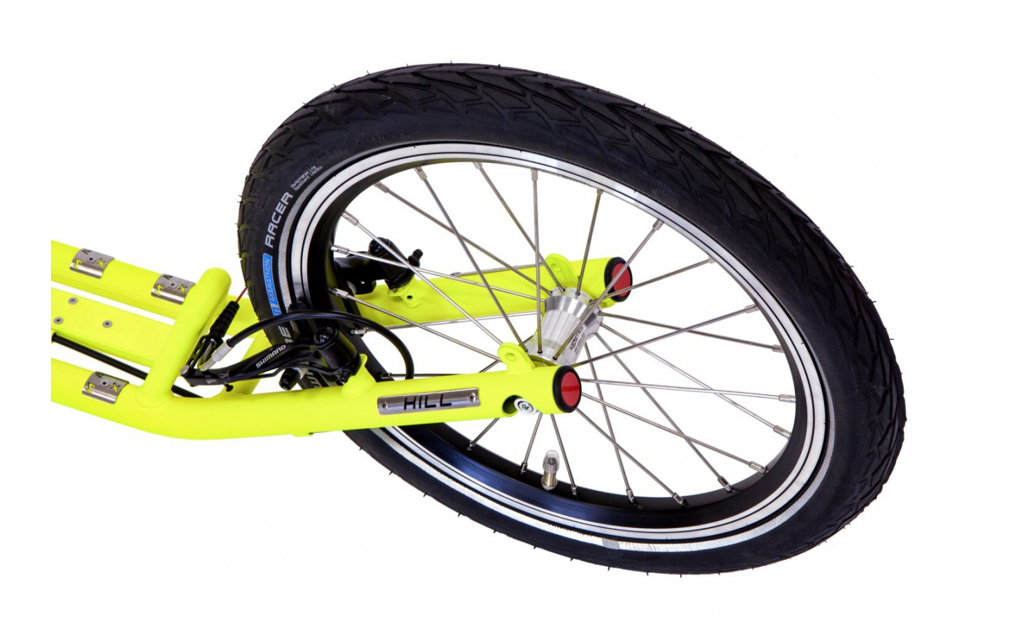 Footbike KOSTKA HILL MAX KID (G5)