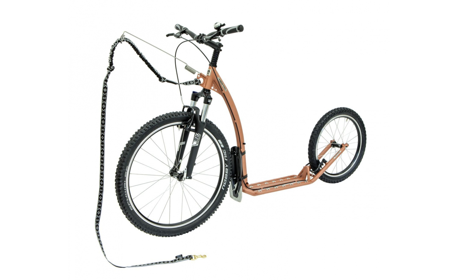 Footbike KOSTKA MUSHING FUN (G5)