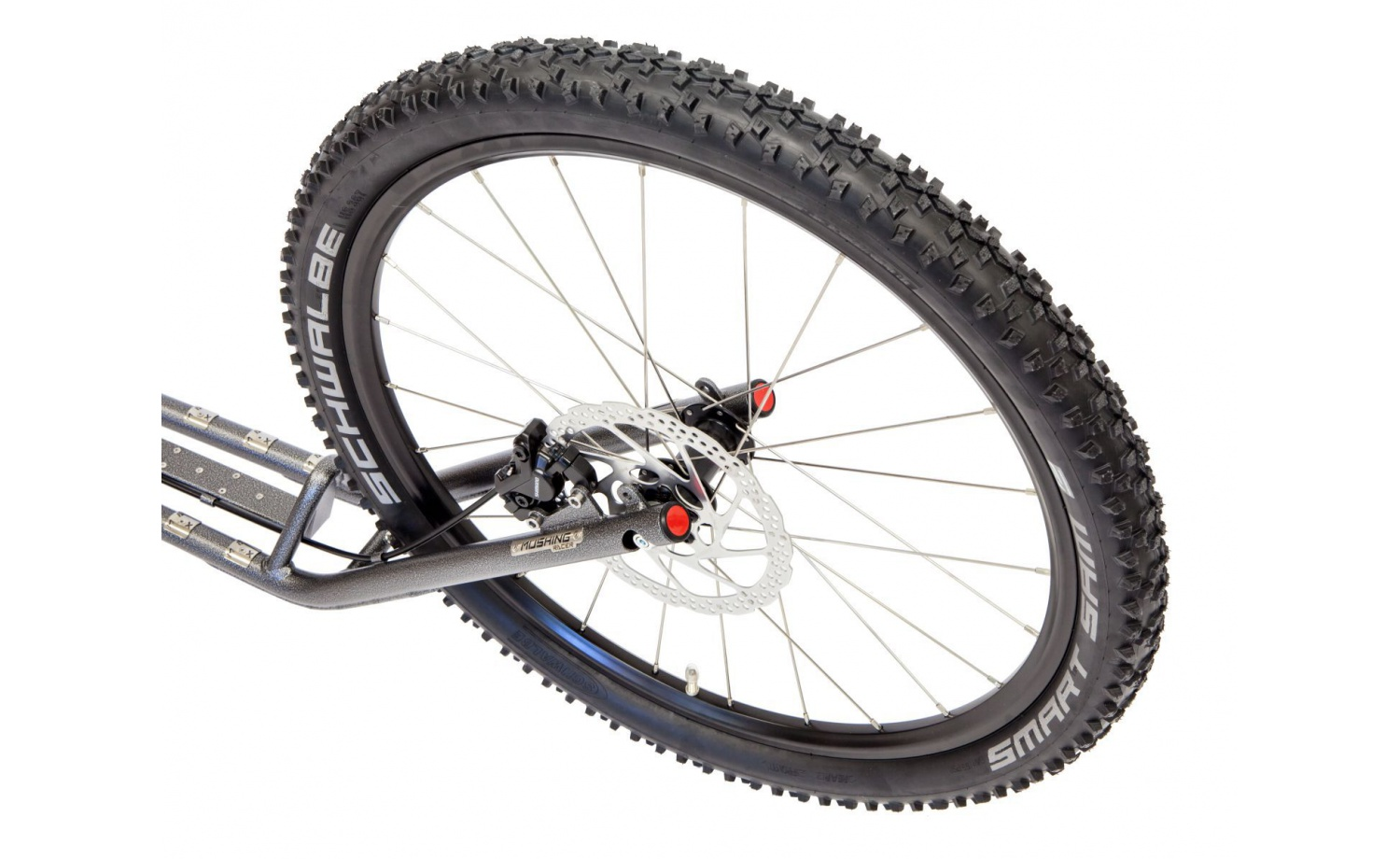 Footbike MUSHING RACER MAX (G5)