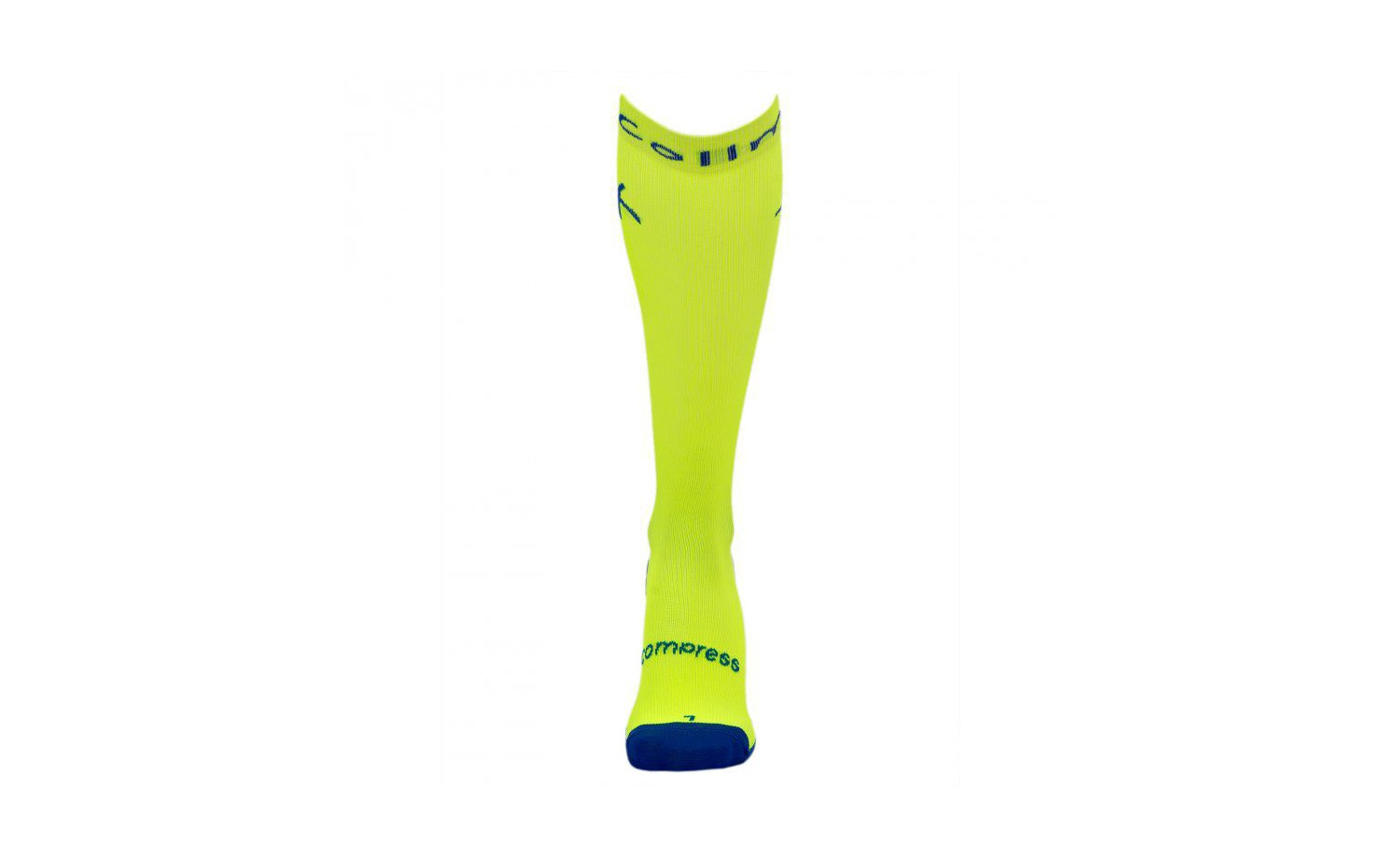 COLLM SOFT compression knee socks