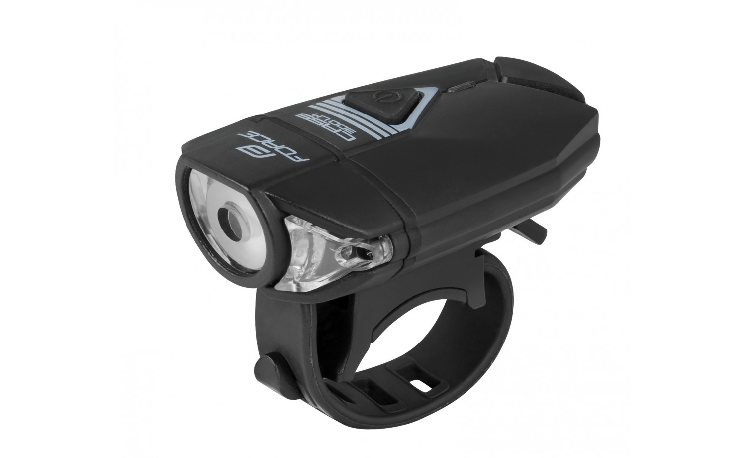 Front light FORCE CASS 300lm USB black
