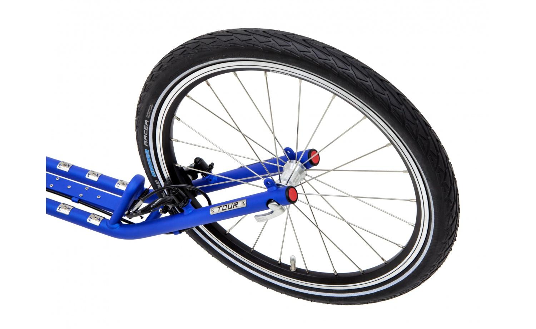 Foldable Footbike KOSTKA TOUR MAX FOLD (G5)