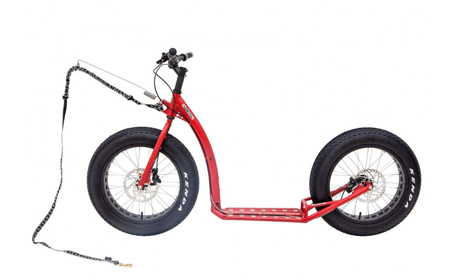 Footbike KOSTKA RAPTOR MAX DOG (G5)
