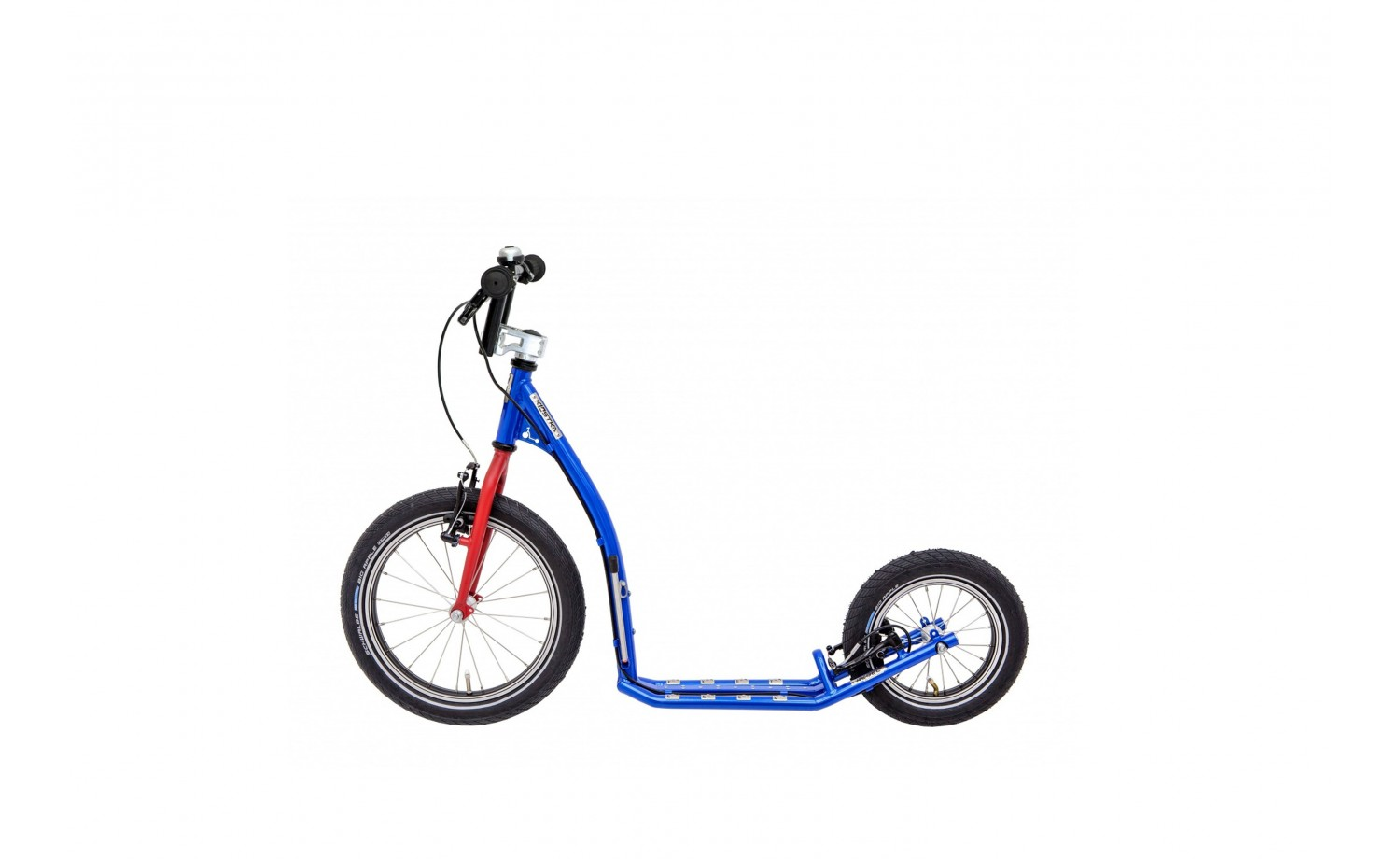 Footbike KOSTKA REBEL MAX KID (G5) - 20 years limited edition