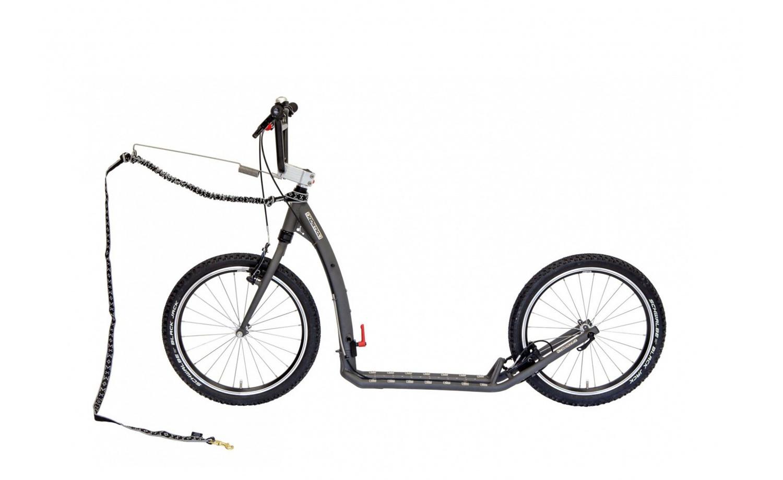 Foldable footbike KOSTKA TWENTY MAX FOLD DOG (G5)