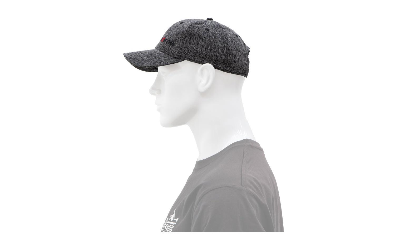 Strapback cap KOSTKA Melange black