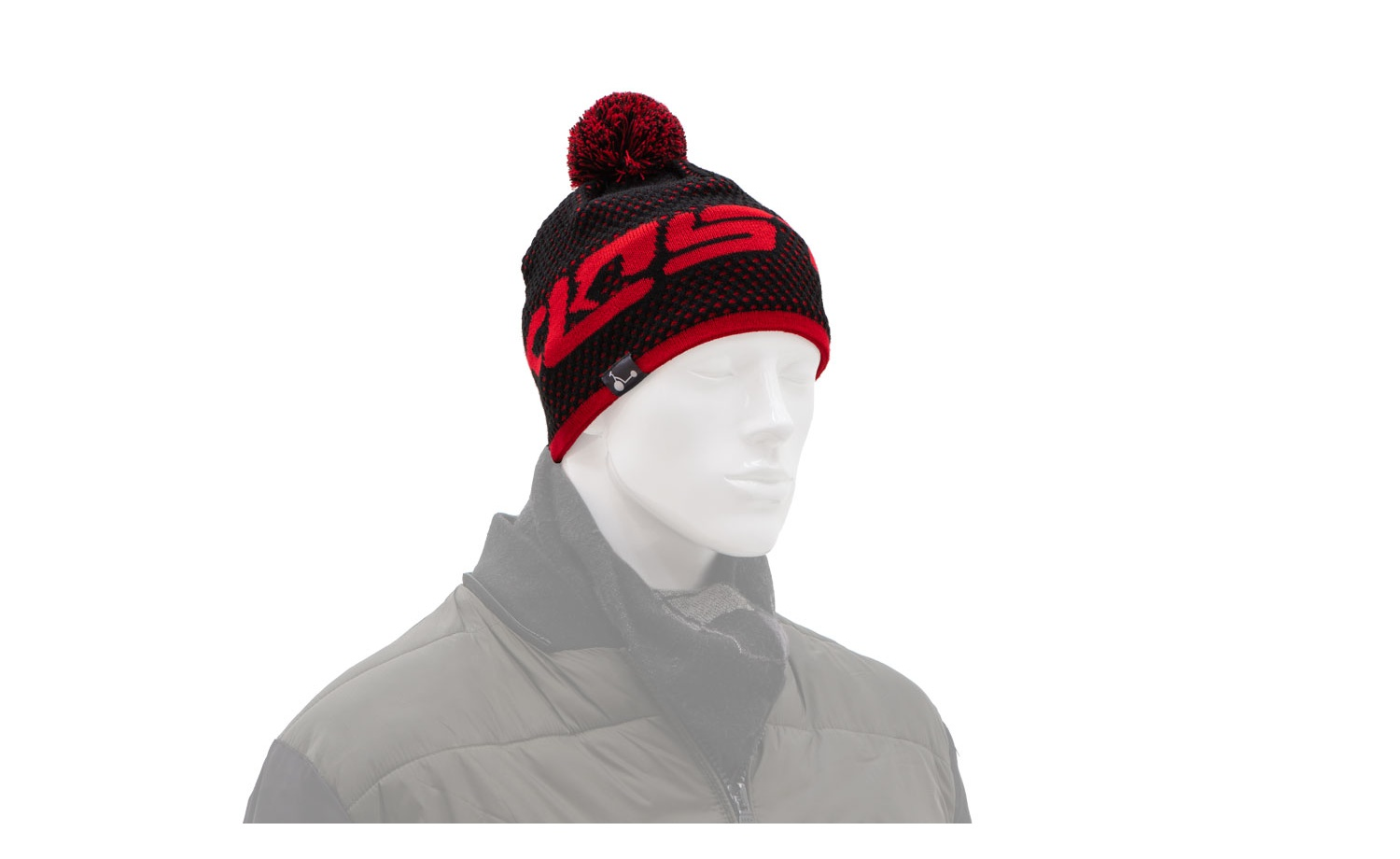 Winter cap KOSTKA black