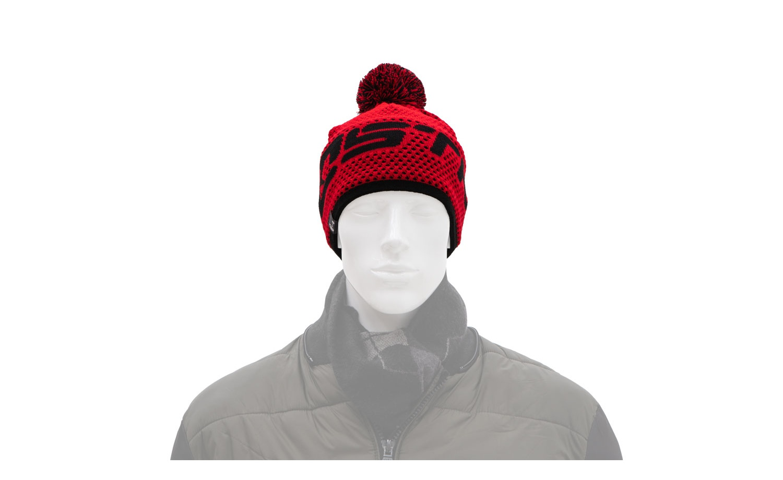 Winter cap KOSTKA red