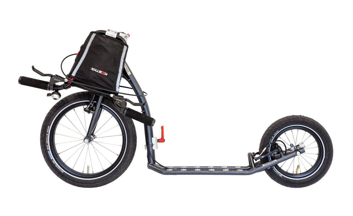 Foldable Footbike KOSTKA REBEL MAX FOLD (G5)