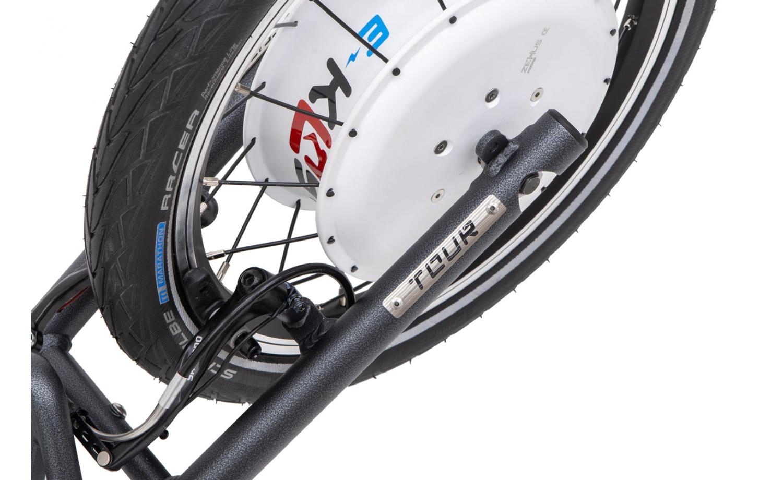 e-Footbike KOSTKA e-TOUR MAX (E1)