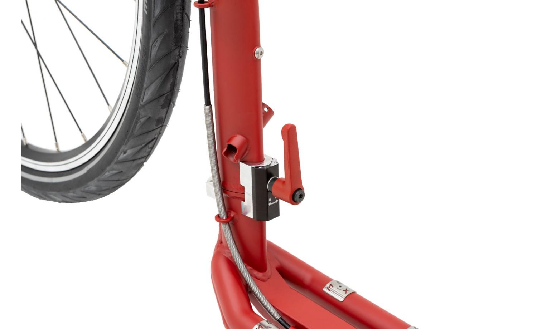 Foldable Footbike KOSTKA TOUR MAX FOLD (G6)
