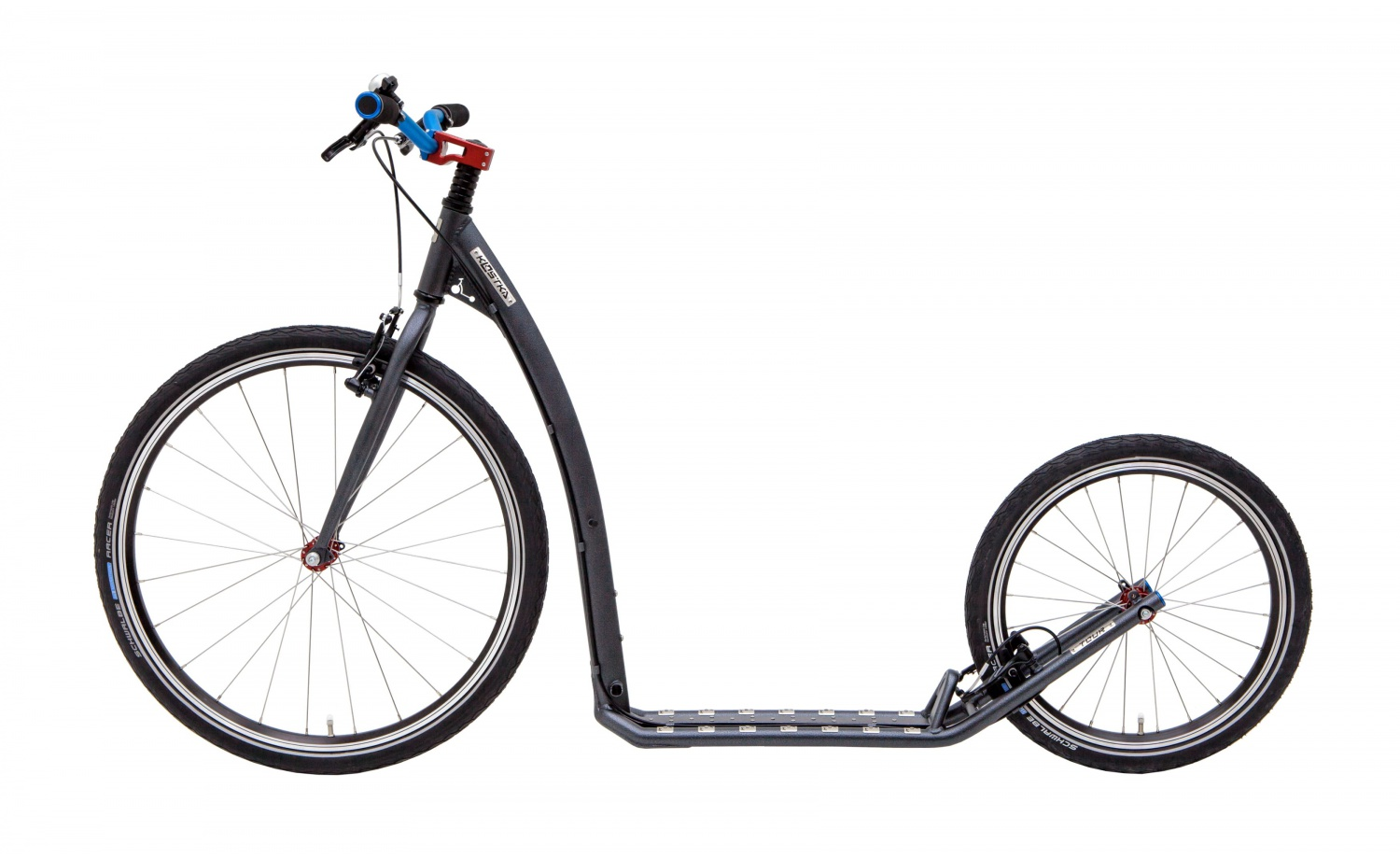 Footbike KOSTKA TOUR MAX (G5) - Limited COLOR Edition