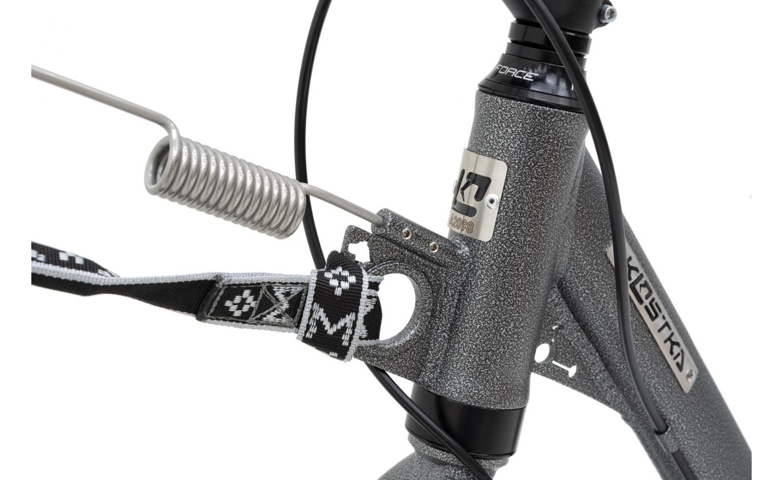 Footbike KOSTKA MUSHING RACER MAX (G6)