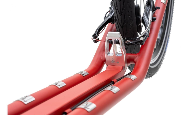 Foldable Footbike KOSTKA TWENTY MAX FOLD (G6)