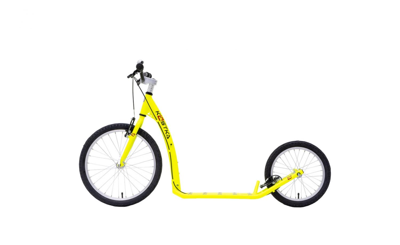 Footbike KOSTKA HILL FUN KID (G5)
